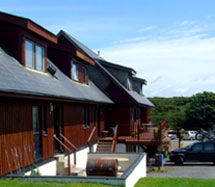 Main bunkhouse accommodation in Anglesey near the the beach