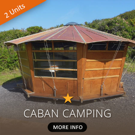 Caban Camping Accommodation